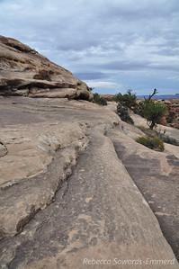 Slickrock Trail, Canyonlands National Park Needles District