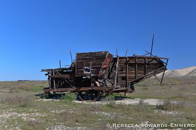 Harvester Ruins