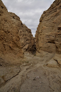 Getting narrower, but I'm wondering if this is really the best slot in Anza Borrego.