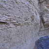 The walls in Fossil Canyon<br /> <br /> Billions of tiny sea creature fossils, and once an ocean floor.