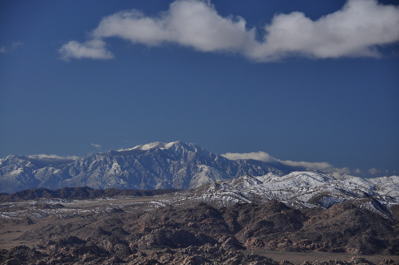 San Jacinto. Hiked this one a few years ago.