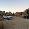 Camping in the Alabama Hills. One of my favorite spots.