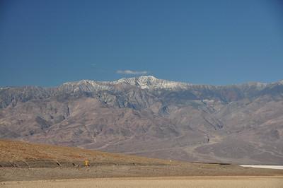 Telescope peak from Badwater.