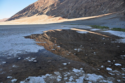 Reflections at Badwater
