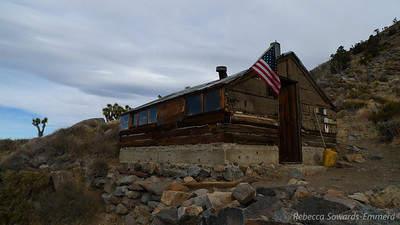 One of the nicest desert cabins I've been to