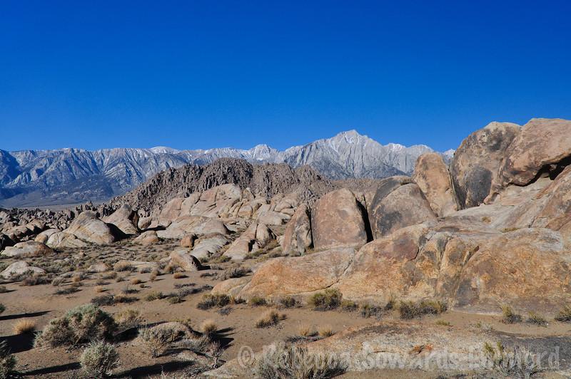 Langley and Lone Pine Peak