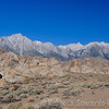 Morning in Camp - good morning mt Whitney! I never get sick of this view.