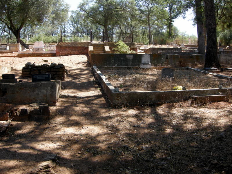 Many old and interesting graves here