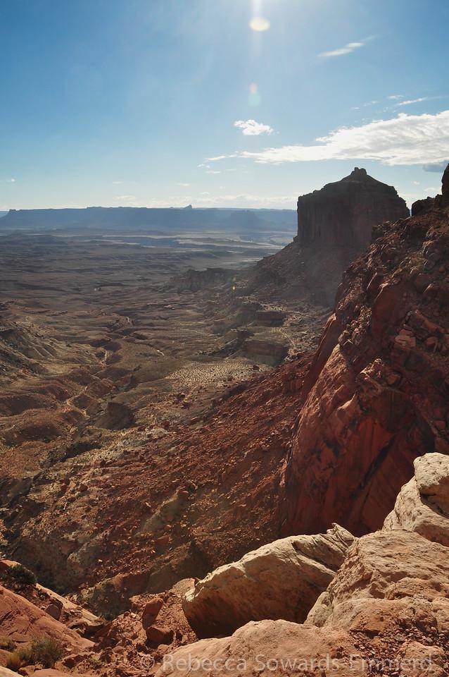 Canyonlands is fantastic.