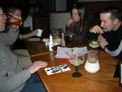 Mmmm....margaritas and beer.