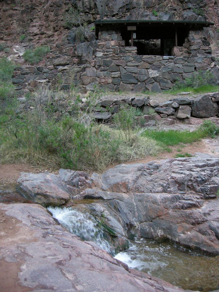 Resthouse and Pipe Creek