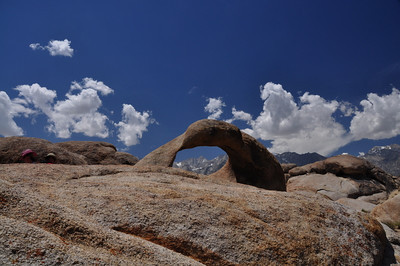 Mobius Arch and whitney