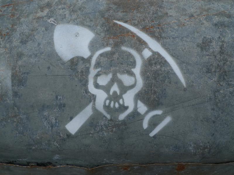 Love this stencil...