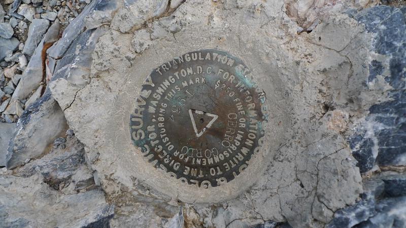 Cerro Gordo benchmark