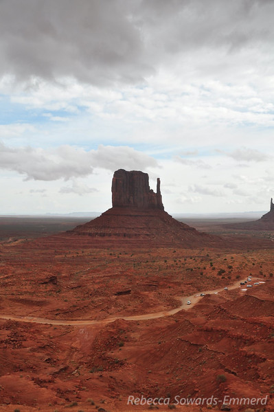 Mitten Butte, Monument Valley Navajo Tribal Park