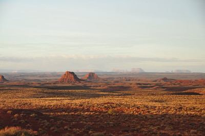 Valley of the Gods. It's like a mini Monument Valley.
