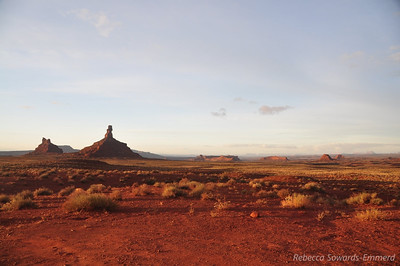 Valley of the Gods. View from camp. Beautiful spot.