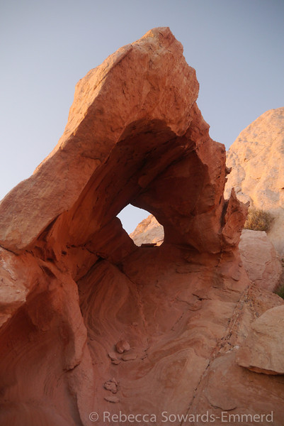 Another arch.