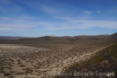 Opal Mountain is not far away.