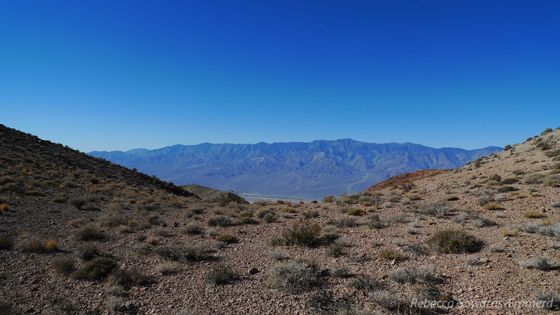 Looking across Death Valley at Telescope Peak (11+k)