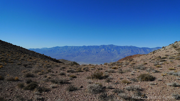 Looking across Death Valley at Telescope Peak (11+k)