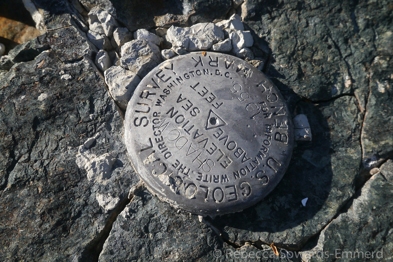 Shadow Mountain benchmark