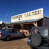 We stopped in at the Pioneer Saloon in Goodsprings for lunch. this is a fun little place.