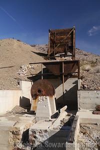 Hidden Hill Mining Ruins