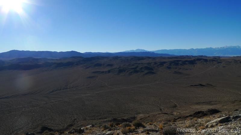 Ophir Peak views