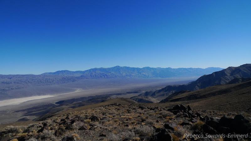Across towards Telescope Peak