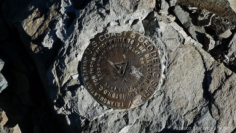 Andrews Mountain Benchmark