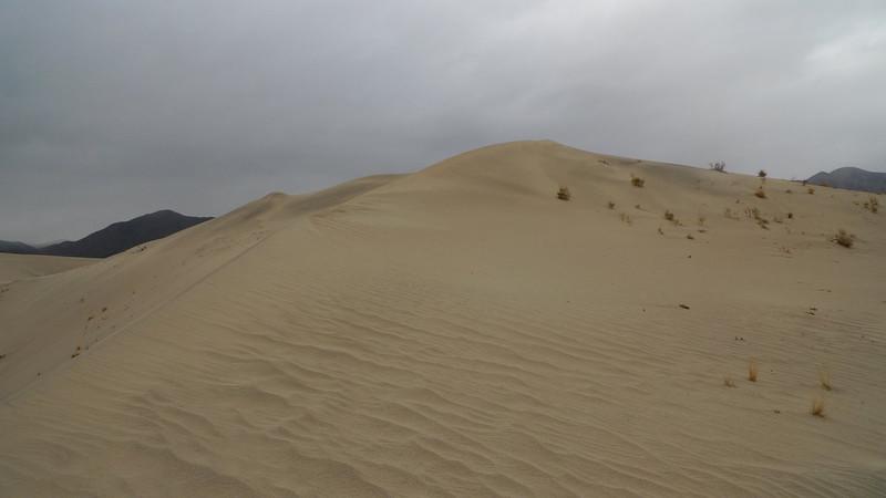 Hidden Dunes 'summit'