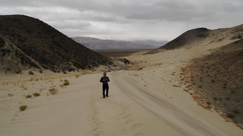 David on Hidden Dunes
