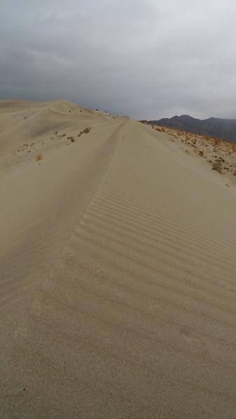 Hidden Dunes, unspoiled