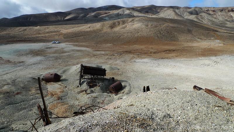 Mining kerjiggers