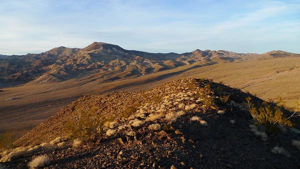 View of Epaulet
