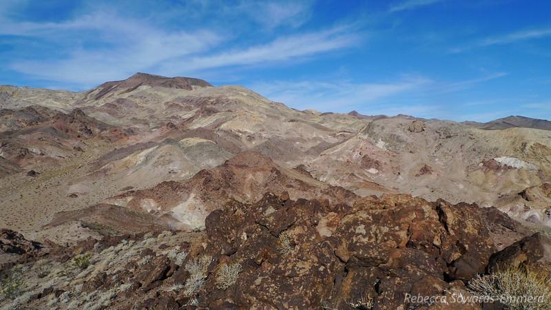 Epaulet peak