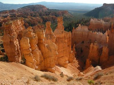 Hoodoos from the Navajo Loop