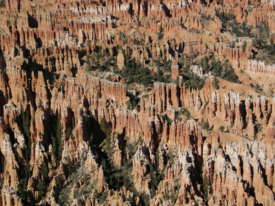 This place is called a canyon -  - only because there is no geologic name for such a formation