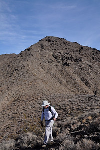 Joe and Ibex Peak