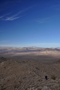 TomG, Sooz, and Joe coming up the ridge behind me.