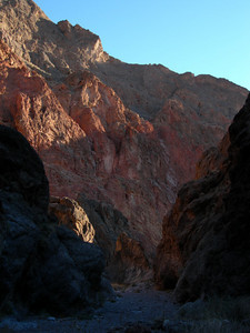 Red Wall Canyon