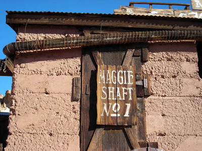 Maggie Shaft No 1.