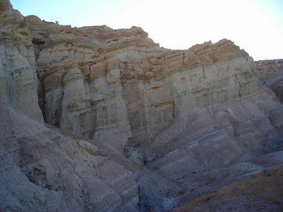 Rainbow Basin scenic loop