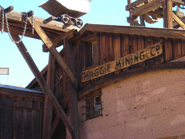 Maggie Mining Co