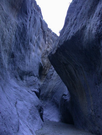 Marble canyon narrows