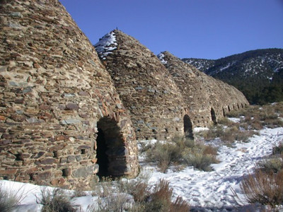 Kilns at Wildrose