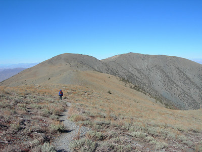 Bennet and Rogers peak