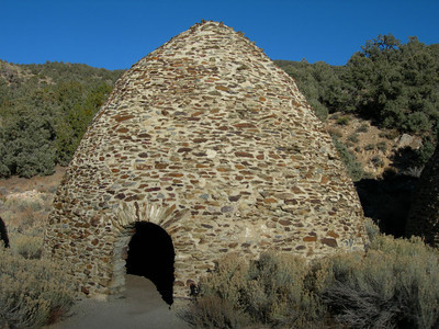 We stopped by the Kilns quickly on our way back down.
