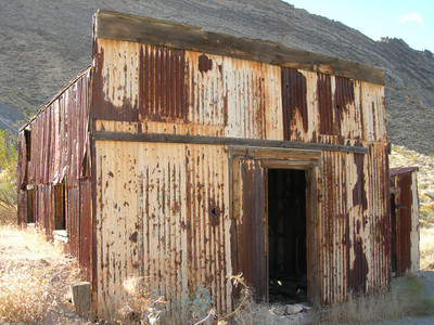 Leadfield ruins